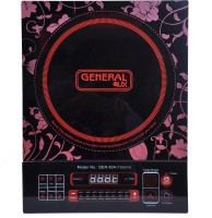 General AUX 82-A Induction Cooktop Black, Touch Panel
