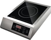 Quba C110 Induction Cooktop Black & Silver