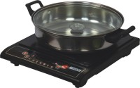 Marc Eco Cook with Kadhai Induction Cooktop Black