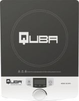 Quba 9910 Induction Cooktop Black and white