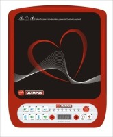 Olympus OIC 1301 Induction Cooktop Red