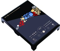 ED Premium Black Induction Cooktop Black