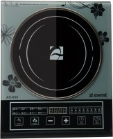 Asent AS858-grey Induction Cooktop Black