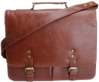 Craft Concepts X-Boss 13.3 inch Laptop Messenger Bag Red