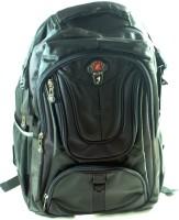JG Shoppe Ruff Laptop/School bag 15 inch Expandable Laptop Backpack Multicolor-002