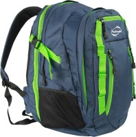 Protrude Knight Rider - Multipurpose 15.6 inch Laptop Backpack Blue, Green