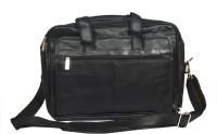 Chanter LLOB0101 14 inch Expandable Laptop Bag Black