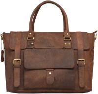 Leaderachi Jersey 15 inch Laptop Messenger Bag Muskat-01