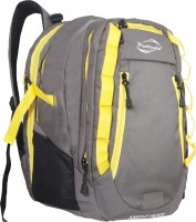 Protrude Knight Rider - Multipurpose 15.6 inch Laptop Backpack Grey, Yellow