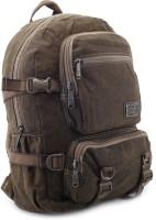 Club Sport Laptop Bag Brown