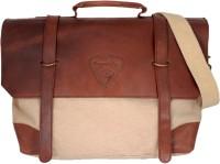 Honeybadger HBMBCFBEF0025 18 inch Laptop Bag Khaki-01
