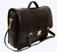 PE RBS08 17 17 x 11 Expandable Laptop bag Black-01