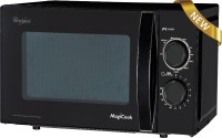 Whirlpool Magicook 20 L Deluxe M-B 20 L Grill Microwave Oven Black