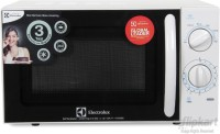Electrolux S20M.WW-CG 20 L Solo Microwave Oven White