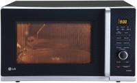 LG MC3283AG 32 L Convection Microwave Oven Black Checker