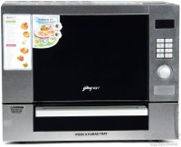 Godrej GME 25GP1 MKM 25 L Grill Microwave Oven Silver Mirror