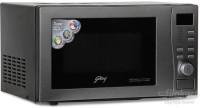 Godrej GMX 20CA6PLZ 20 L Convection Microwave Oven Black