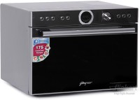 Godrej GME 34CA1 MKZ 34 L Convection Microwave Oven Black