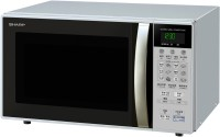 Sharp R- 898R 26 L Convection Microwave Oven Silver