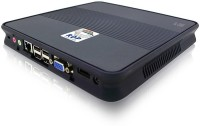 RDP XL - 200 - Linux, AMD K IMC, AMD, 0 GB Graphics Card, 1 GB SO-DIMM DDR3, 8 GB Flash 1 Mini PC Grey, Black