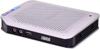 Smartstation 2590 Thin Client - Linux, AMD Fusion, AMD, 0 MB Graphics Card, 2 GB DDR3, 8 GB SSD 2 Mini PC Silver