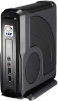 RDP XL - 500 - Linux, Intel NM10, Intel, 0 GB Graphics Card, 1 GB SO-DIMM DDR3, 8 GB Flash 1 Mini PC Black