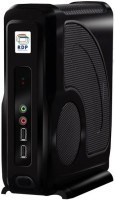 RDP XL-200a - Red Ant 1.0, NM10, Atom D410, 1 GB Graphics Card, 1 GB DDR3, 8 GB Flash 1 Mini PC Black