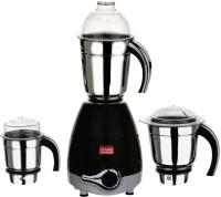 Kitchen King Pogo 750 W Mixer Grinder White, 3 Jars