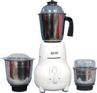 Sarita AE-321 500 W Mixer Grinder White, 3 Jars