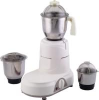 Santosh Maha Saktiman 550 W Mixer Grinder White, 3 Jars