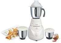 Lumix Styler 550 W Mixer Grinder White, 3 Jars