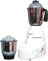 Sarita AE-211 450 W Mixer Grinder White, 2 Jars