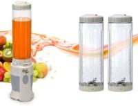 DivineXt DI-151 Shake N Take 180 W Juicer Mixer Grinder