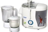 Silverline Kitchen Master 600 W Juicer Mixer Grinder