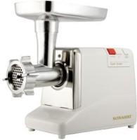 Sonashi SMG-016 2000 W Mixer Grinder White, 1 Jar