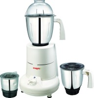 Snapple Special 750 W Mixer Grinder White, 3 Jars