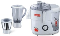 Picasso Sleek 450 W Juicer Mixer Grinder White, 2 Jars