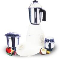 Nash Nmg-150 Super 500 W Mixer Grinder white, 3 Jars