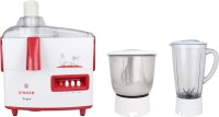 SINGER PEPPY RED 500 W Juicer Mixer Grinder