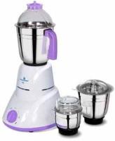 Kelvinator KMG 551 550 W Juicer Mixer Grinder White, 2 Jars