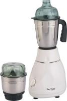 NIKITASHA NTMG2J 400 W Juicer Mixer Grinder WHITE, 2 Jars