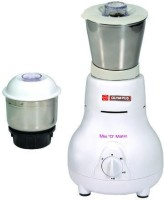 Olympus Mix o Matic 400 W Mixer Grinder White, 2 Jars