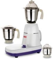 Kitchen King Populor 550 W Mixer Grinder Volilet, 3 Jars