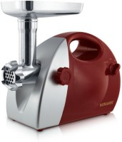 Sonashi SMG-010 2000 W Mixer Grinder Red, 1 Jar