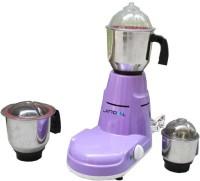 Jindal Goldstar 500 W Juicer Mixer Grinder Purple, 3 Jars