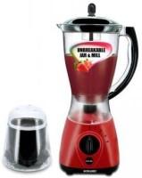 Sonashi SBOP-003 300 W Mixer Grinder Red, 2 Jars