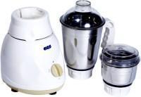 ACS Pride 500 W Mixer Grinder White, 2 Jars
