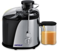 orphils Oje-503 400 W Juicer Black, 1 Jar