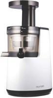 Hurom HH-700 70 RPM 150 W Juicer White, 2 Jars