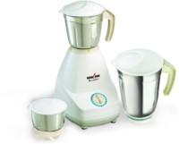Kenstar Senator 500 W Mixer Grinder White, 3 Jars